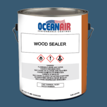 Wood Sealer - Brown